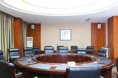 特缆电工会议室