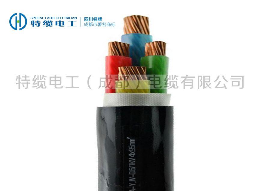低烟无卤阻燃耐火电缆WDZAN-YJY23