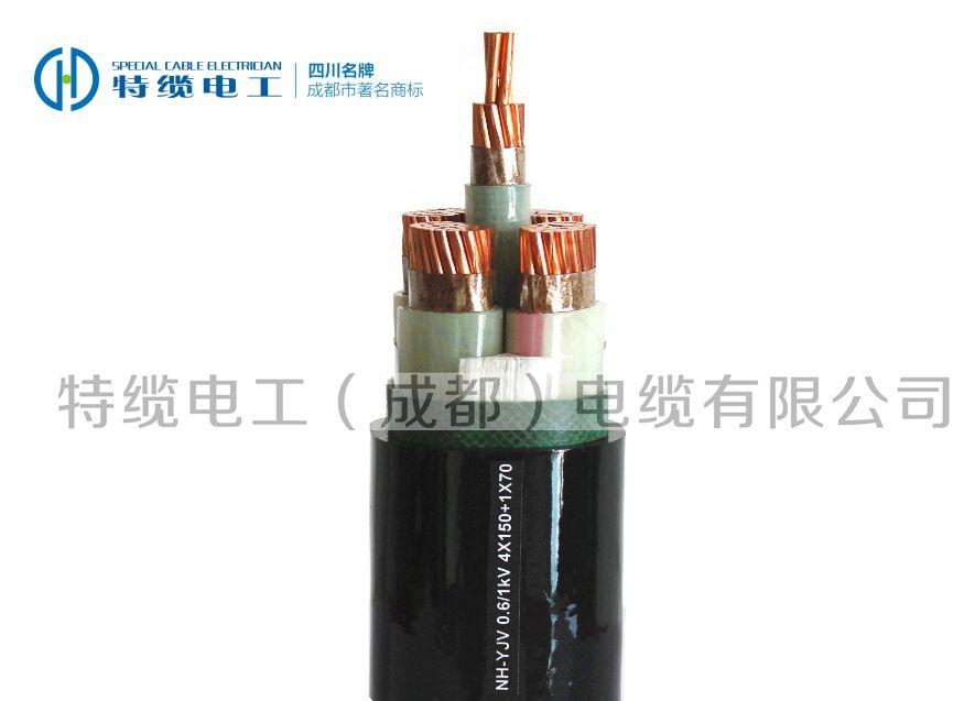 耐火电缆NH-YJV22