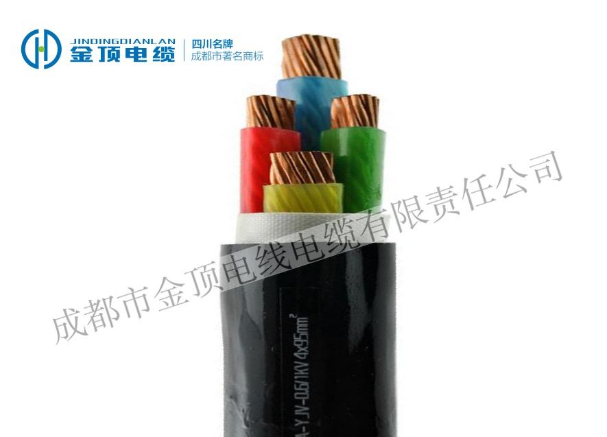低烟无卤阻燃耐火电缆WDZAN-YJY