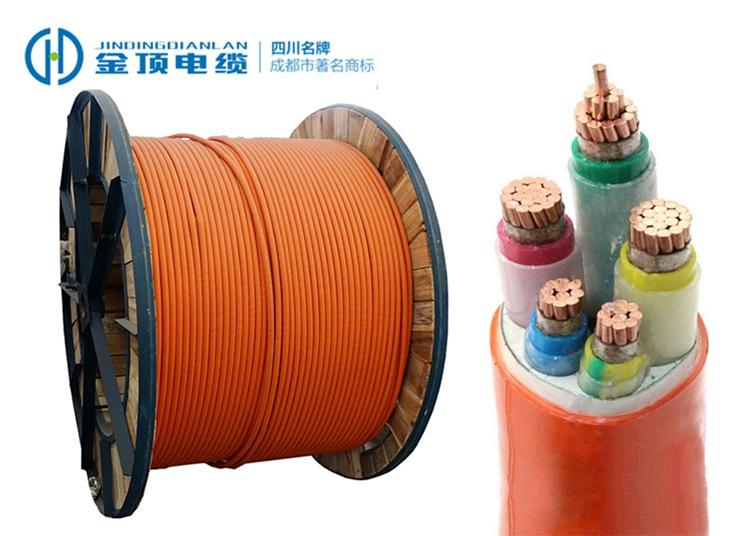 柔性矿物绝缘电缆YTTW